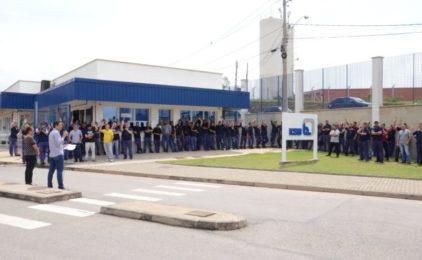 Trabalhadores da KSB aprovam calendário de compensações de 2020