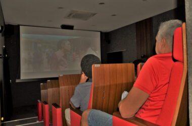 Sessão Pipoca: Uma Lição de Vida emocionou os espectadores