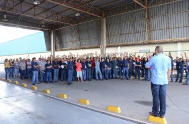 Maccaferri: trabalhadores rejeitam proposta de PLR