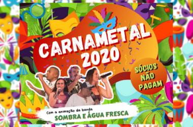 Preparem-se para muita folia no CarnaMetal 2019