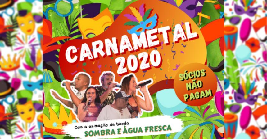 Preparem-se para muita folia no CarnaMetal 2020