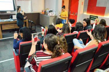 Dia da Mulher é comemorado no Sindicato com palestra sobre empoderamento feminino