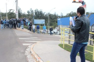 Sulzer: Sindicato e trabalhadores reivindicam PLR